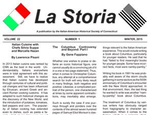 La Storia Newsletter